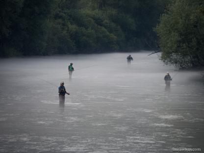 Pesca a mosca Ribnik bosnia