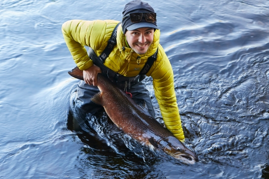 Escocia salmon